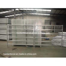 Oval Pipe Livestock Panel Yard, Corral Yard Panel, Cattle Panels