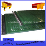 China Polypropylene Tensioned Screen linear mesh uesd in screen frame