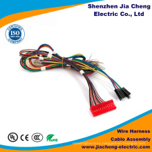 High Quality Wholesale Custom Electrical Molex DuPont Wiring Harness