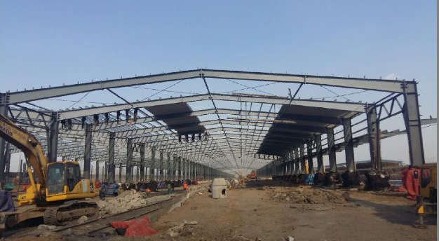 Steel Structure Factory Design