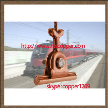 copper tin alloy contact wire