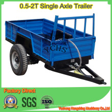 Non Dumping Farm Trailer