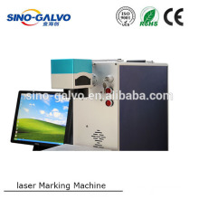 Highly cost effective 20W Fiber Laser Marking Machine scan head laser head galvo head