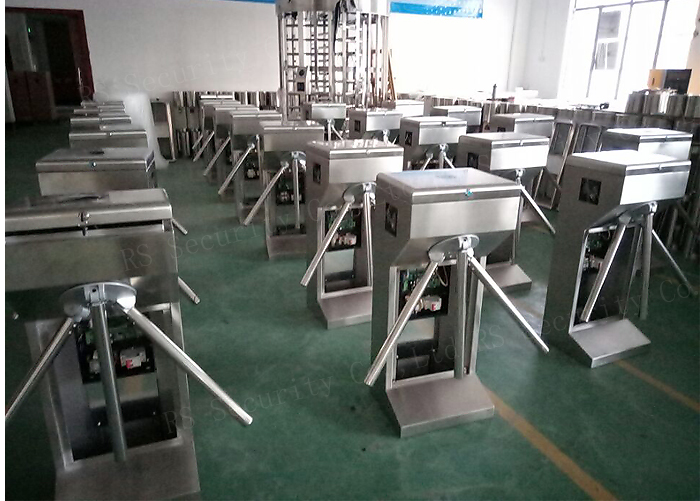 Stainless Steel Tripod Turnstile Gate
