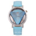 New Arrival Girls Leather Wrist Watch Boys Watch