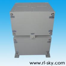 400 MHz RF PDT DMR MPT 8-fach Combiner