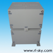 Combinadores 400MHz RF PDT DMR MPT 8way