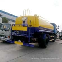 Camion de saupoudrer l'eau Dongfeng 153 4 * 2 15 m³