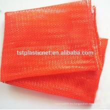 Bolsa de malla Pe para verduras 40kg Exportación a Chile (Red plástica Hebei Tuosite)