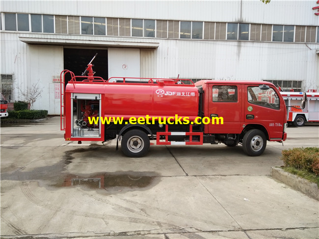 Fire Truck Sprinkler Trucks