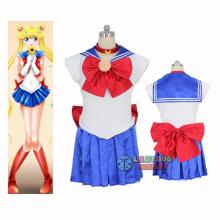 Fantasia de Cosplay de Sailor Moon Usagi Tsukino
