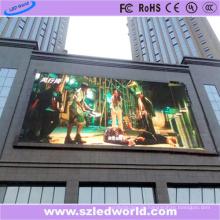 P6 Outdoor 6000CD / M2 LED Schild Anzeige an der Wand