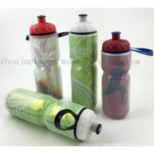 OEM PE Tinfoil Double Layer Cycling Sport Water Vacuum Bottle