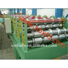 Dual Level Roofing Sheet Forming Machine