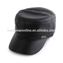 Factory price! hot sale plain army cap flat top cap custom military cap,embroidery army military hats,embroidered round cap