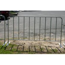 Galvanized Crowd Control Traffic Safety Barrier penjualan panas