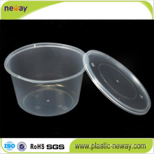 Microwaveable Plastic Disposable Lunch Box