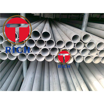 ASTM B444 UNS N06625 Nickel Alloy Steel Tube