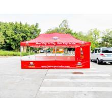 Pop up banner / banner 10x10ft oxford para tienda