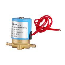 Aire y agua Direct Acting pequeña válvula solenoide (SLW1WB02N1Y02)