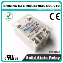 SSR-S25AA UL / cUL 230V Zero Cross AC Diferente Relé de estado sólido 25A