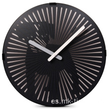 Animal Theme Dog Reloj de pared