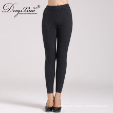 Knitting Soft Warm 100% Pure Cashmere Pants For Women