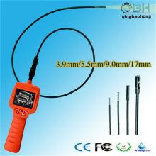 Kit de cámara de inspección con cable portátil a prueba de agua de 2.4 pulgadas TFT LCD