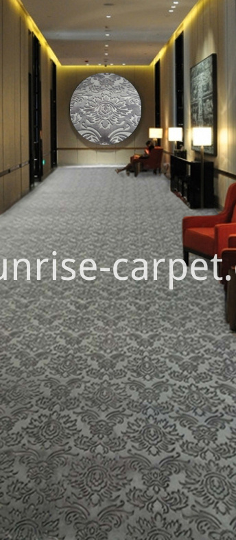 Embossing Mink Carpet