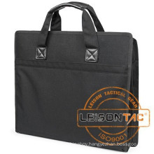 Ballistic Briefcase adopts 1000D Nylon being suitable for government officers and businessmen