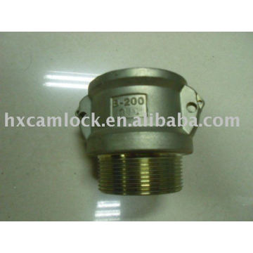 Camlock ,Camlock Coupling ,SS316 Camlock Couplings Type B,Cam & Groove Quick Couplings