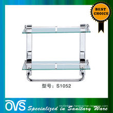sanitary ware glass shelf bracket support S1052