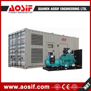 Générateur Diesel De Alta Potencia De Alta Calidad Ajustado De Fabrica De Chine