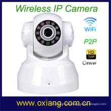 Audio wifi baby monitor indoor ip p2p wifi camera