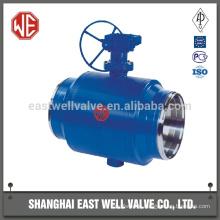 Chemical float ball valve