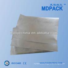 Sterilisierenverpackung der medizinischen Ausrüstung flache Tyvek-Spule für Porzellanfabrik