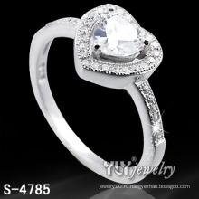 Кольцо влюбленности стерлингового серебра способа 925 (S-4785)