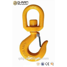 Hardware rigging swivel hook 322a galvanized forged