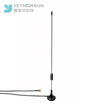 Factory Supply Magnetic Base Indoor 433 Mhz Gsm Antenna for Signal Booster with SMA Connector Free Sample