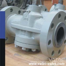 API599 RF Ends Lubricated Plug Valve