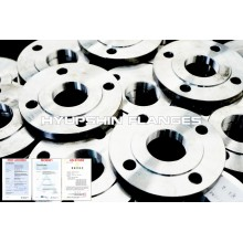 Carbon steel  EN1092-1 DIN BS4504 Forged flanges