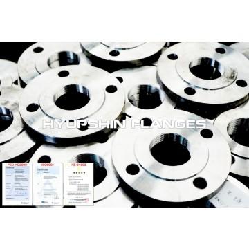 Carbon steel  EN1092-1 DIN BS4504 Forged flanges