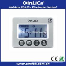 family LED digital alarm clock desktop clock with 10 kinds alarm souds