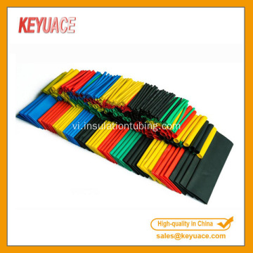 328 cái Heat Shrink Tubing Cáp Sleeve Kit