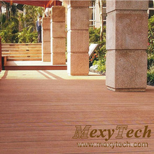 New WPC Decking Board with Mix Color for American Market