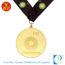 OEM Custom Stamping Gold Award Souvenir Medal