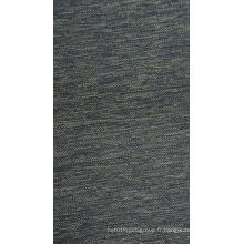 Tissu de polyester cationique avec revêtement PU