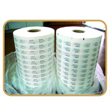 medical coated paper for automatic packing machine