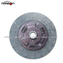 350*220*10*44.8*6S heavy duty truck parts truck clutch disc