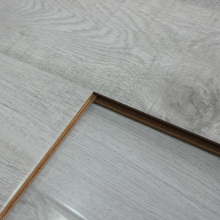 Wood Look Rubber Commercial SPC Flooring Tiles